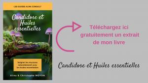 """Téléchargez des extraits du livre numérique """"Candidose et huiles essentielles"""""""